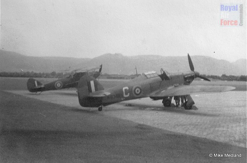 Hurricane W9348 with Audax
