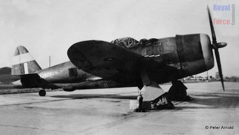 P-47 Thunderbolt KJ323