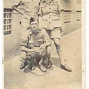 Aug 1943 - India .
