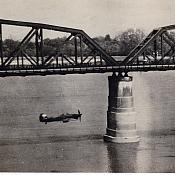 LogBook Photo of Hurricane flying over River