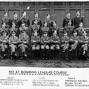 No 47 Bombing Leaders Course, 1942
