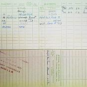 PAFB RAF Service Record (2a)
