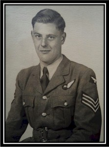 Flt Sgt M A Thornhill