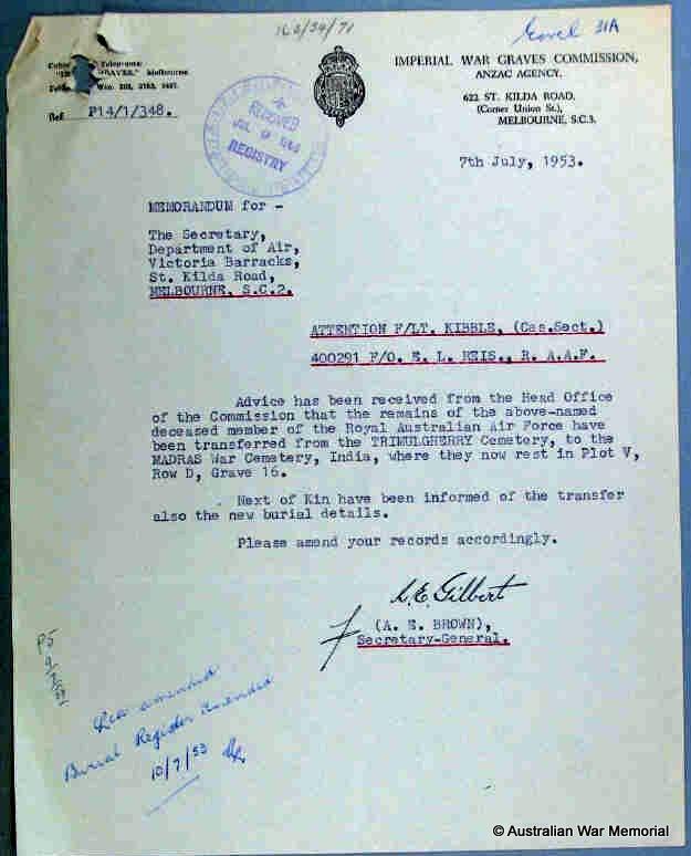 1953-07-Reis-Transfer-Madras