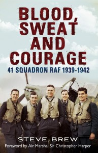 Blood Sweat and Courage
