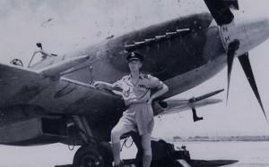 Squadron Leader Bob Johnson