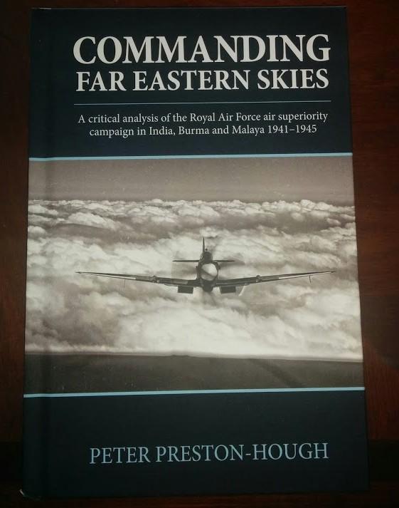 Book Review: Commanding Far Eastern Skies